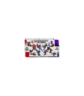Transformers Constuct Bots Ultimate Optimus Prime Megatron Set