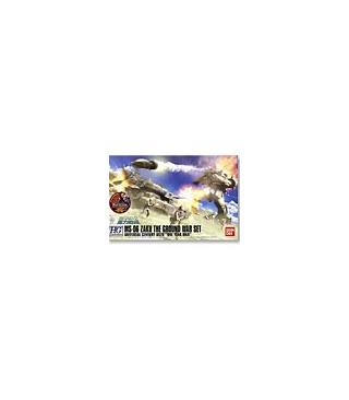 Gundam HGUC 1/144 Model Kit MS-06 Zaku The Ground War Set