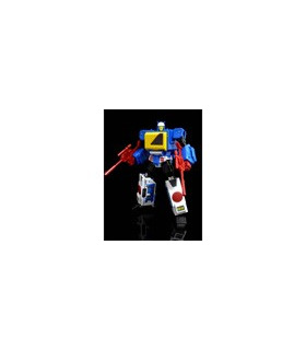 Transformers Eavi Metal Phase Four B Doubledeck with Cassettes
