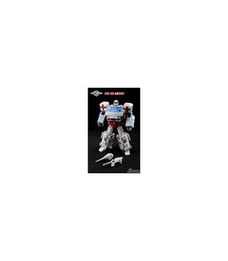 Transformers TFC Toys TFC OS-03 Medic Ratchet