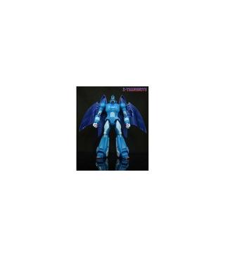 Transformers X-Transbots MX-II Andras Plague