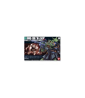 Gundam HGUC 1/144 Model Kit RMS-106 Hi-Zack