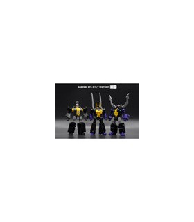 Transformers BadCube OTS-05 06 07 Insecticons Evil Bug Corps