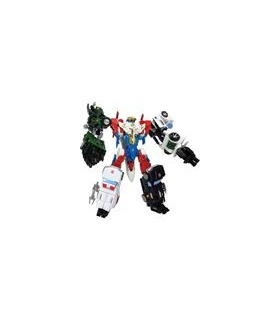 Transformers Unite Warriors UW-EX Lynx Master Sky Reign