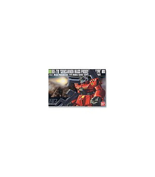 Gundam HGUC 1/144 Model Kit RX-77D Guncannon Production Type