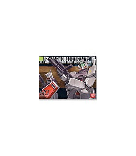 Gundam HGUC 1/144 Model Kit RGM-79D GM Cold Districts Type