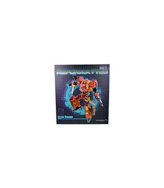 Transformers MMC Reformatted R-06 Tigris The Shock Trooper Misb