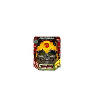 Transformers 2009 Bumblebee Voice Mixer Helmet [SOLD OUT]