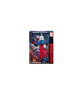 Transformers Titans Return Fortress Maximus SDCC Exclusive
