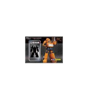 Transformers Masterpiece MP-35 Grapple Die-Cast Mini Figure