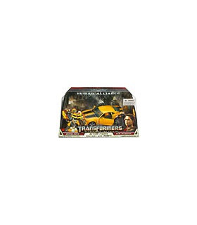 Transformers Movie 2 Human Alliance Bumblebee with Sam Witwicky