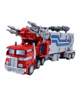 Takara Tomy Transformers Legends Series LG35 Super Ginrai