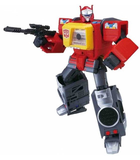Takara Tomy Transformers Legends Series LG27 Broadcast Blaster