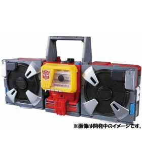 Takara Tomy Transformers Legends Series LG27 Broadcast Blaster