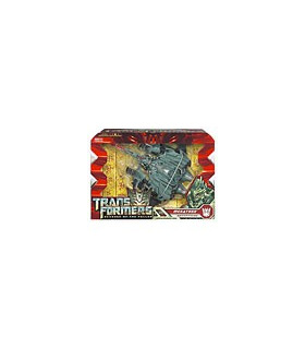 Transformers 2009 Movie 2 ROTF Voyager Megatron [SOLD OUT]