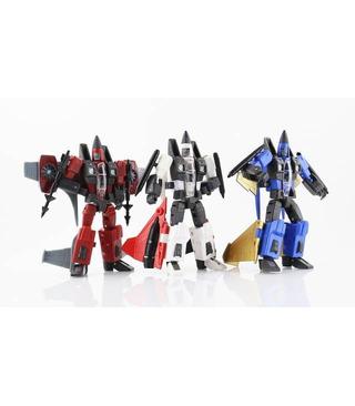 Transformers DX9 Toys War in Pocket X30 X31 X32 Conehead Set