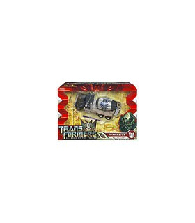 Transformers 2009 Movie 2 ROTF Voyager Mixmaster [SOLD OUT]