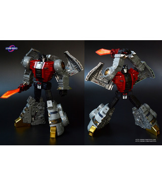 Transformers FansToys FT-07 Stomp Iron Dibots