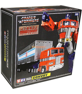Transformers MTransformers MP-10 Masterpiece Optimus Prime w/ Co
