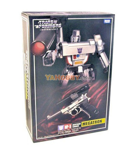 Takara Tomy Transformers G1 Masterpiece Megatron MP-05
