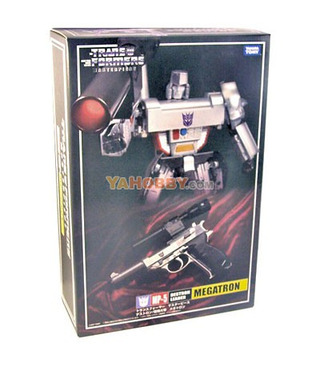 Takara Tomy Transformers G1 Masterpiece Megatron MP-05