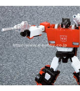Takara Tomy Transformers Masterpiece MP-12 Sideswipe