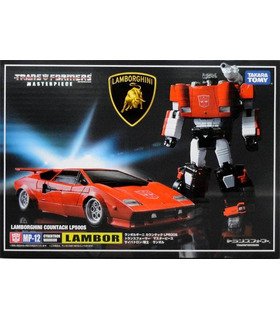 Takara Tomy Transformers Masterpiece MP-12 Sideswipe