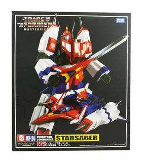 Takara Tomy Transformers MP-24 Masterpiece Star Saber