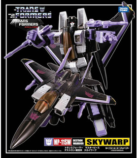 Transformers Masterpiece MP-11SW Skywarp Exclusive