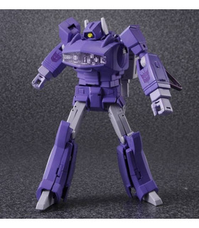 Transformers Masterpiece MP-29 Shockwave With Collector Coin