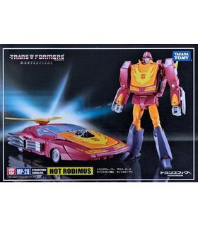 Takara Tomy Transformers Masterpiece MP-28 Hot Rod 2.0