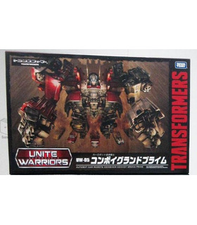 Transformers Unite Warriors UW-05 Convoy Grand Prime [SOLD OUT]