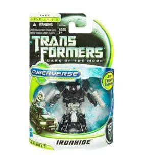 Transformers 3 DOTM Cyberverse Commander Ironhide