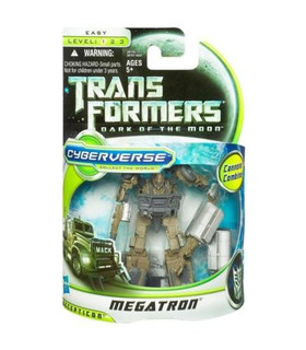 Transformers 3 DOTM Cyberverse Commander Megatron [SOLD OUT]