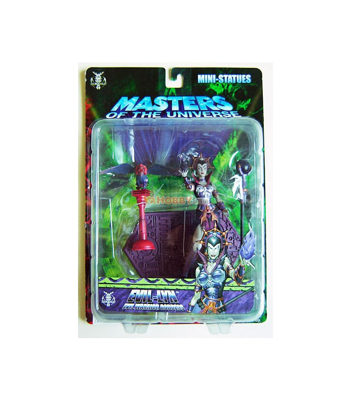 NECA He-Man Masters of the Universe SDCC Exclusive Evil-Lyn