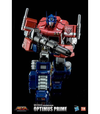 Transformers MAS-01 Optimus Prime Mega 18 inch Action Figure
