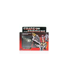 Classics Transformers G1 Dinobot Swoop Unofficial Reissue