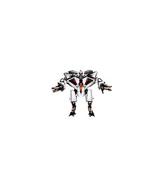 Transformers 2009 Movie 2 ROTF Voyager Ramjet Exclusive