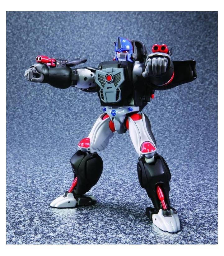 Transformers Masterpiece MP-38 Optimus Primal Supreme Commander