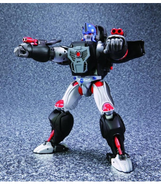 Transformers Masterpiece MP-38 Optimus Primal Comandante Supremo