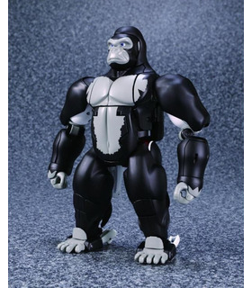 Transformers Masterpiece MP-38 Optimus Primal Supreme Commander (With Collector Coin)