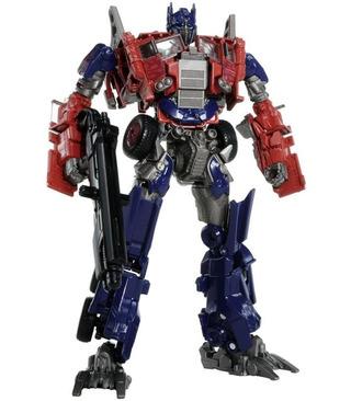 Los transformadores de la Película del 10º Aniversario de la Figura MB-01 Clásico de Optimus Prime