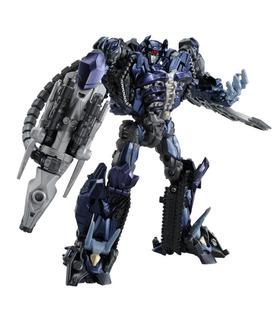 Los transformadores de la Película del 10º Aniversario de la Figura MB-04 Shockwave