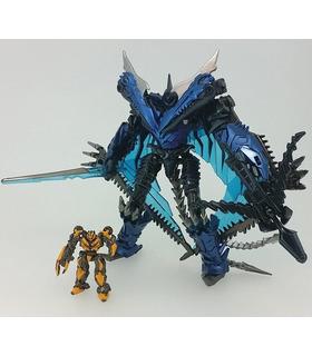 Transformers Movie 10-jährigen Jubiläum Abbildung MB-10 Strafe Mit Bumblebee