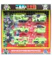 Transformers G1 Combiner Devastator Asia Reissue