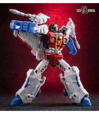 Transformers Iron Factory IF-EX20R Wing of Tyrant Red Version