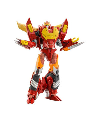 Transformers Mastermind Creations Reformatted R-27 Calidus Rodimus