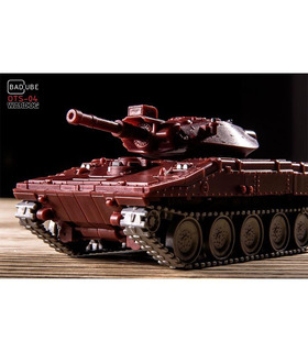 Transformatoren BadCube Alte Zeit-Serie OTS-04 Wardog Kriegspfad