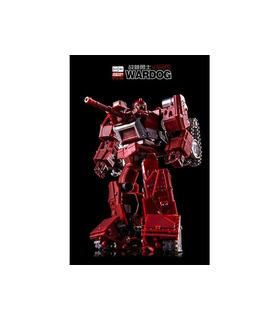 Transformers BadCube Old Time Series OTS-04 Wardog Warpath