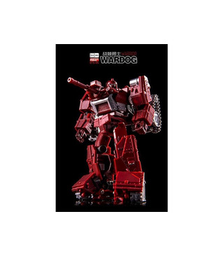 Transformers BadCube Old Time Series OTS-04 Wardog Warpath
